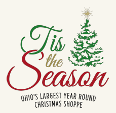 Tis The Season Christmas Shoppe : Ohio's largest year 'round Christmas shop, located in the heart of Amish country