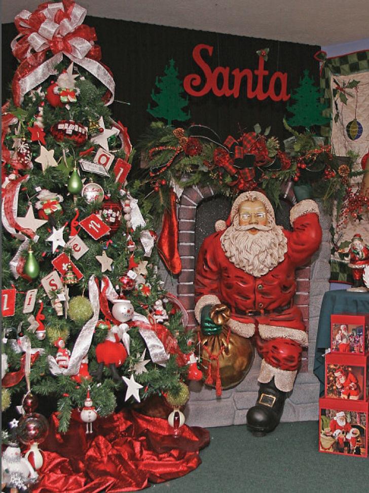 Store Tour : Tis The Season Christmas Shoppe