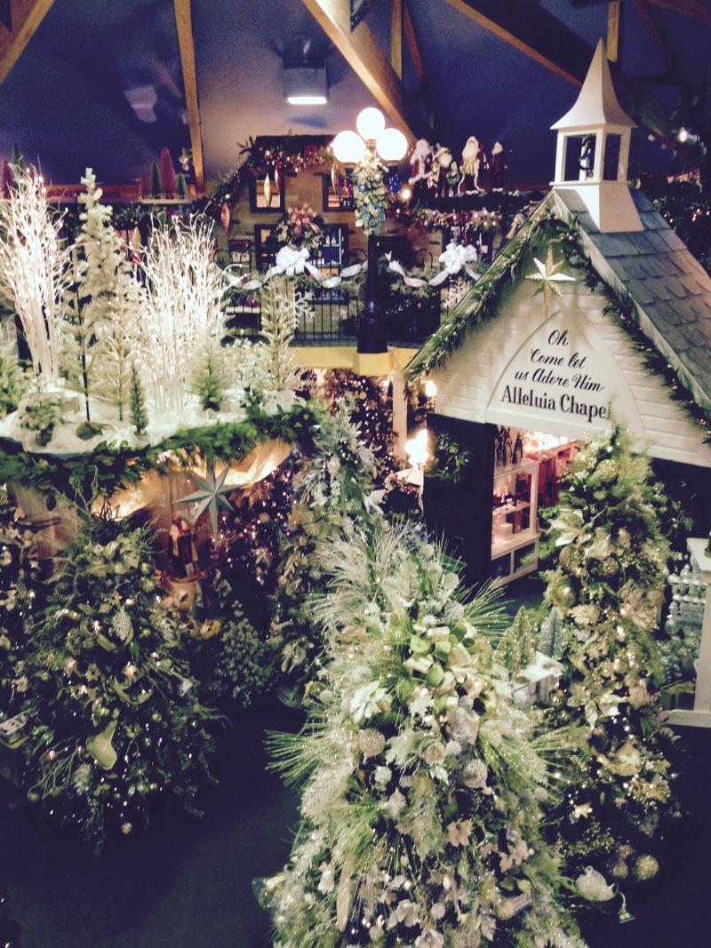 Tis The Season Christmas Shoppe Store Tour Tis The